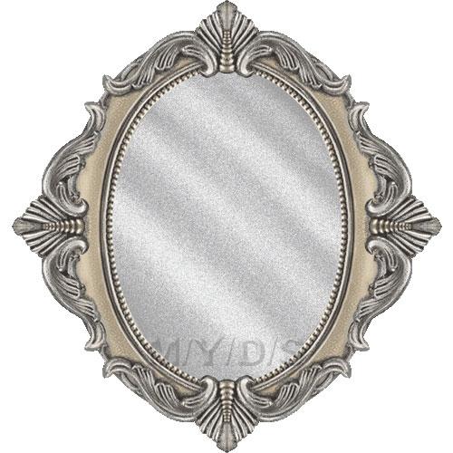壁掛け鏡のイラスト・条件付フリー素材集